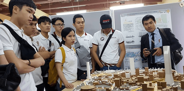 Học ngành Kiến trúc tại Đà Nẵng