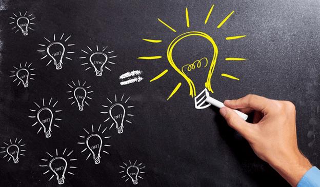 Ghi chú lại những ý tưởng hay sẽ giúp ích cho công việc của bạn
