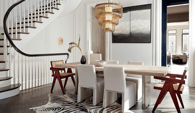 Là kiến trúc sư nội thất bạn phải có tư duy thẩm mĩ