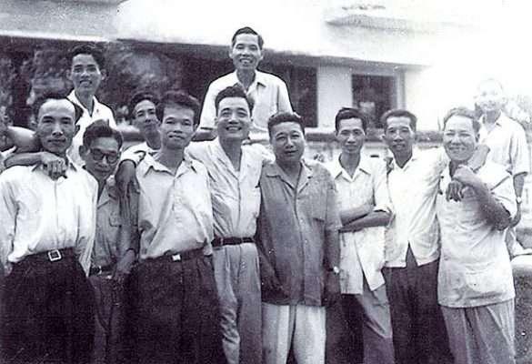 Một cuộc họp mặt KTS Trường Mỹ thuật Đông Dương ở Hà Nội
