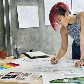 Công việc Thiết kế nội thất có dành cho nữ