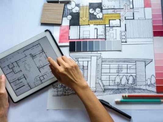 ngành Kiến trúc nội thất chuẩn đầu ra và cơ hội việc làm