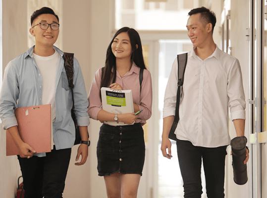 chuyên ngành Kiến trúc công trình ở Đại học Duy Tân