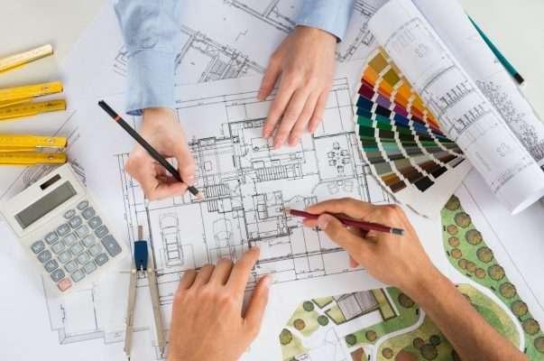 kiến trúc sư mới ra trường