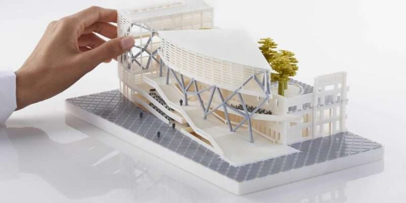 sinh viên Kiến trúc làm đồ án