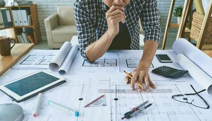 sinh viên Kiến trúc mới ra trường