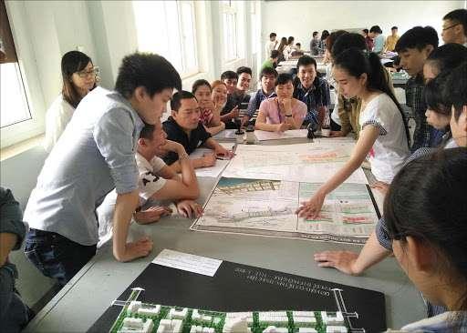 Thực tập giúp sinh viên Kiến trúc có thêm kinh nghiệm