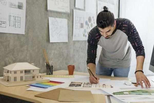 ngành Kiến trúc thi khối nào