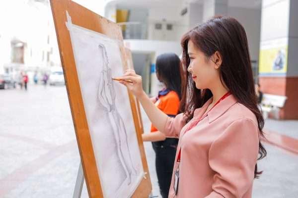 Học Kiến trúc có cần phải biết vẽ?