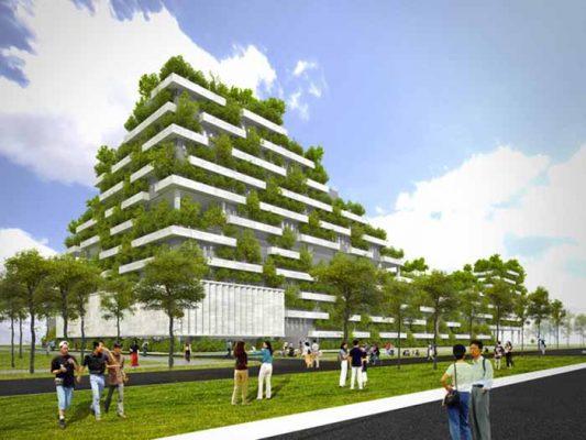 Ngành Kiến trúc cảnh quan