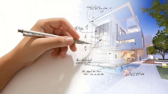 Phân biệt ngành Kiến trúc và Xây dựng